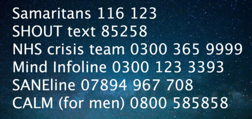 Mental health crisis helplines